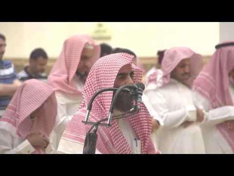 تلاوة تتفطر منها القلوب واللَّهُ عندهُ حُسْنُ الْمَآبِ للقارئ الشيخ محمد اللحيدان 1440 7 9هــ