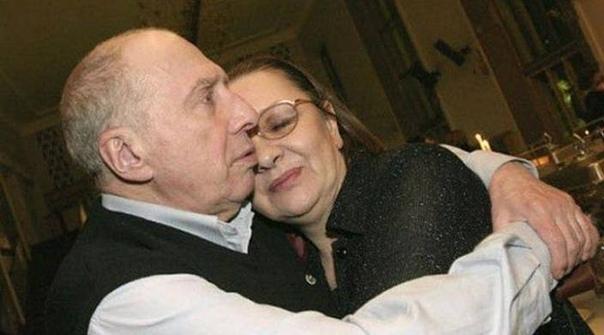 «Н.Т.»: стихотворение, которое Сергей Юрский посвятил своей жене