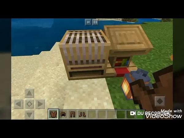 Новые предметы арбалет кафедра и ткацкий станок Обновление Майнкрафт ПЕ Minecraft PE 1 10