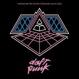 Daft Punk альбом Harder Better Faster Stronger