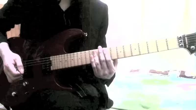 板垣奏太郎 - 刀剣乱舞-online-OP- 夢現乱舞抄 GUITAR COVER