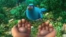 Маугли - Спасти яйца –развивающий мультфильм для детей HD