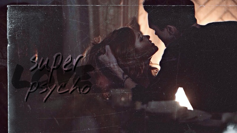 Clary and jonathan - super psycho love [3x22]