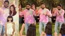 Aishwarya Rai Makes Abhishek Bachchan DANCE on Daughter Aaradhya Bachchan's 7th Birthday Party 2018