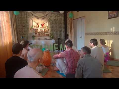 Киртан мела Липецк 20 04 2019 Радхарани ч 2