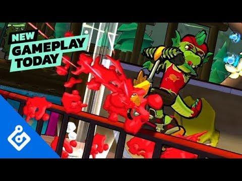 New Gameplay Today – Crayola Scoot