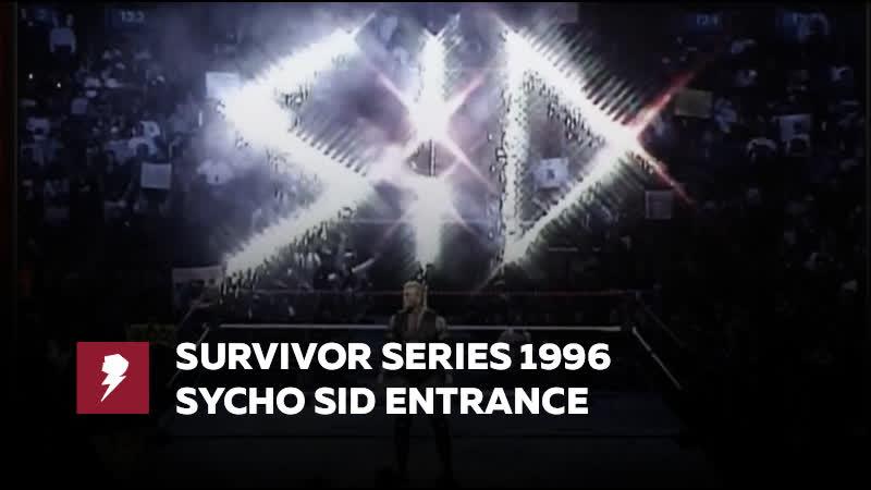 My1 Выход Сайко Сида на шоу Серия Выживших 1996 года