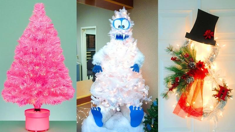 DIY Christmas Decor Easy Fast DIY Christmas Winter Ideas for Teenagers 21