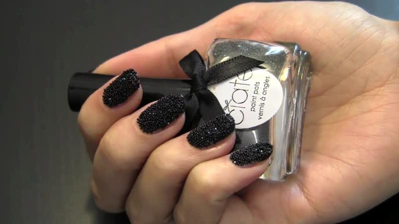 The Caviar Manicure💎