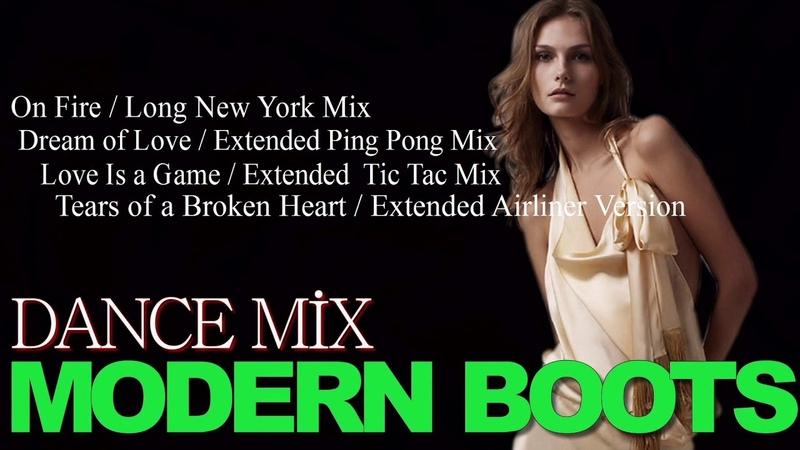 Modern Boots - Dance Mix ( Compilation ) İtalo Disco