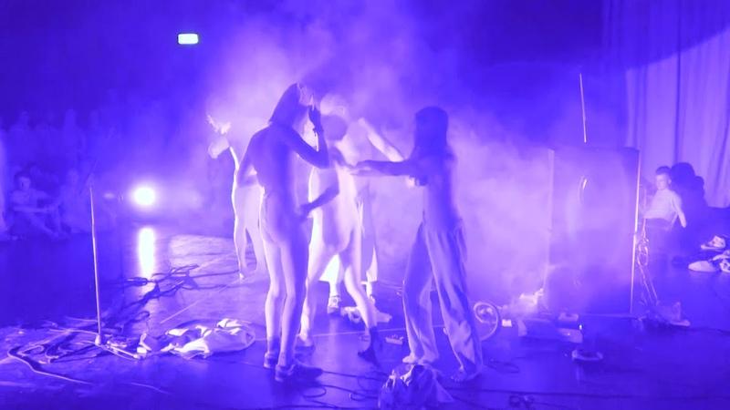 Anatheistic Glitchs Performance in UBIK