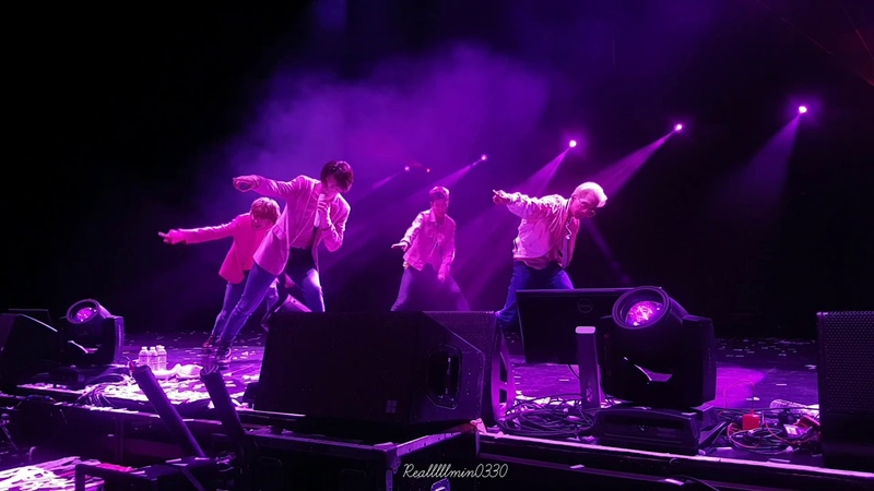 190115 SPECIAL NIGHT - All Focus WINNER 위너 2019 EVERYWHERE TOUR IN SEATTLE