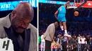 Hamidou Diallo SUPERMAN ELBOW Dunk Over Shaq | 2019 NBA All-Star Dunk Contest - Round 2