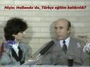 Niçin Hollanda'da Türkçe eğitim kaldırıldı