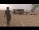 YPJ отразила контратаку ИГ в направлении Багуза