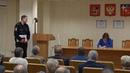 Плановое совещание руководителей структурных подразделений города от 18.02.19 г.