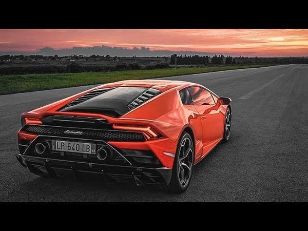 The All-New Lamborghini Huracan EVO 2019