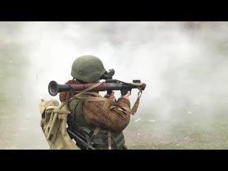 Батальонное тактическое учение с боевой стрельбой с мотострелками ЮВО в Ставрополье