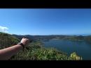 Пешеходный трек вокруг озер г.Sete Cidades