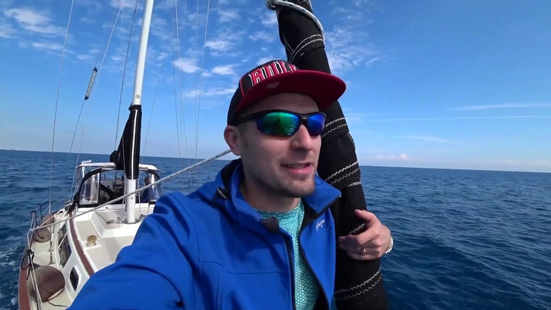 Тест-Драйв яхты [S2 11.0] в океане