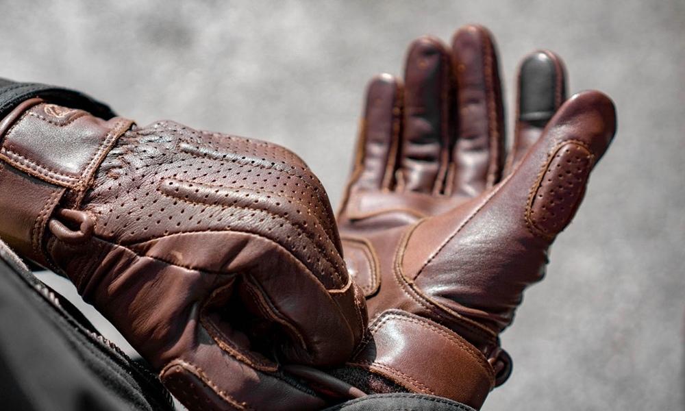 Мотоперчатки Roland Sands Rourke