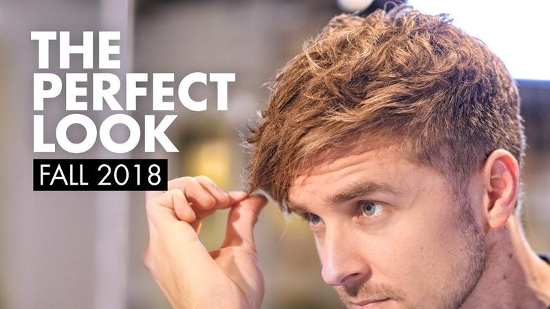 Men Hairstyles for Fall 2018 | SlikhaarTV