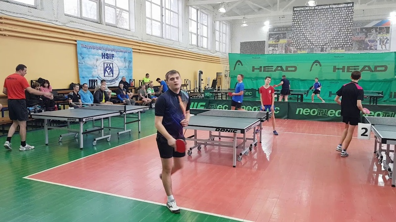 Чижевский А vs Черножуков КЧБО 24.11.2018