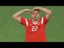 Россия – Египет 31. Обзор матча