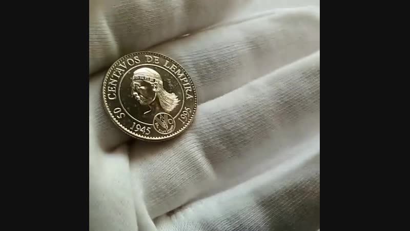 50 сентаво 1994 г. UNC.