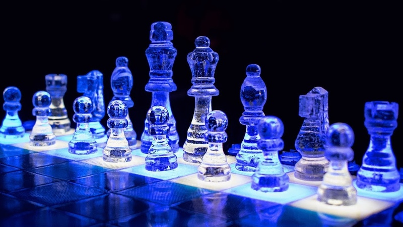 EPOXY RESIN CHESS SET HOW TO MAKE