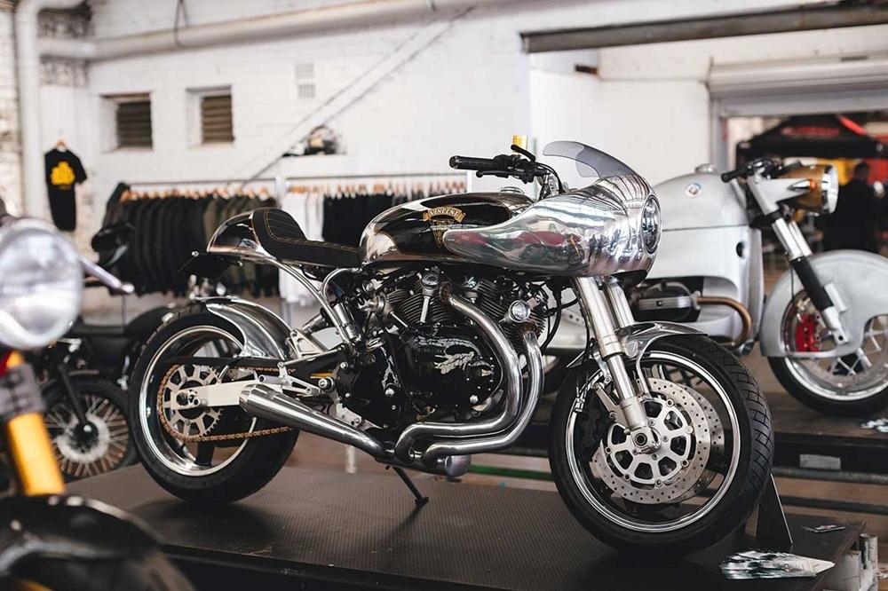 Кастом-шоу Throttle Roll 2019: мотоциклы, пиво и рокабилли