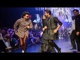 Anil Kapoor &amp Janhvi Kapoor Raghavendra Rathore SpringSummer 2018 Lakme Fashion Week