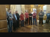 Казачий кругъ в Омске