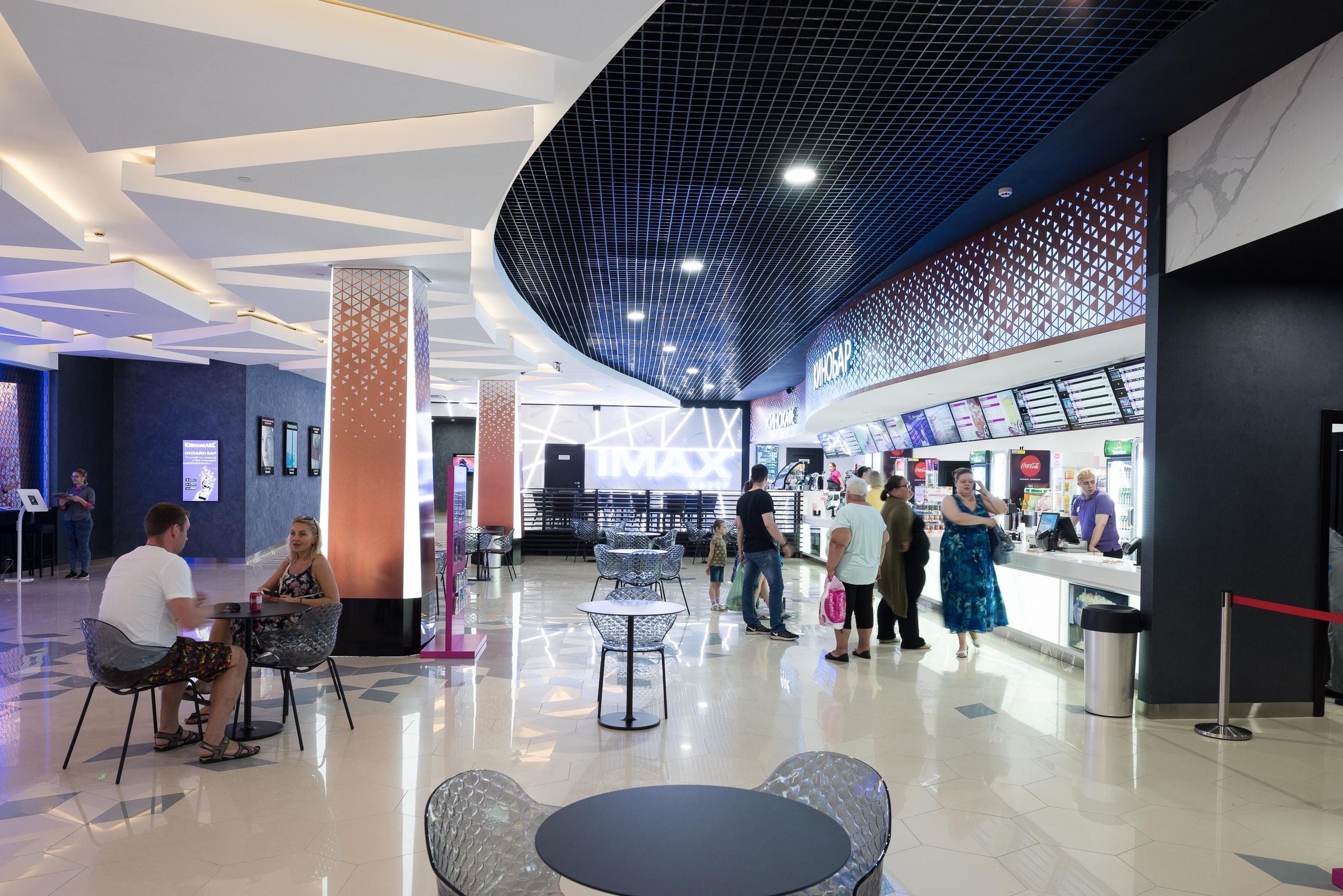 Аренда помещения или торговой площади в Киномакс