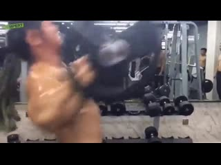Азиатскиая тяжелая атлетика
