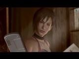 Resident Evil 4 scene Ada Wong