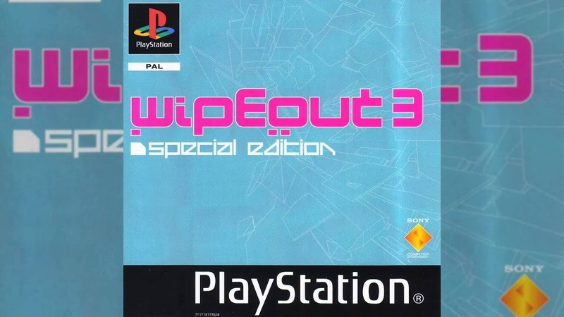 WipEout® 3 Special Edition OST [PSX] The Chemical Brothers - Under The Influence