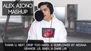 Thank u, next, Drip Too Hard, Sunflower by Ariana Grande, Lil Baby, Swae Lee | Alex Aiono Mashup