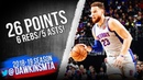 Blake Griffin Full Highlights 2018.12.01 Warriors vs Pistons - 26 Pts, 6 Rebs, 5 Asts! | FreeDawkins