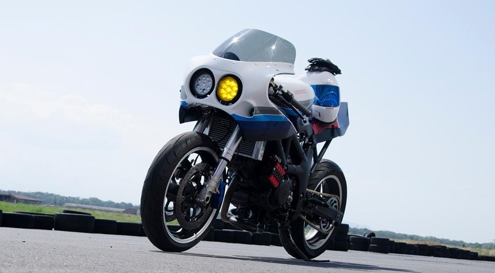 Bandisca: кастом Suzuki SV650