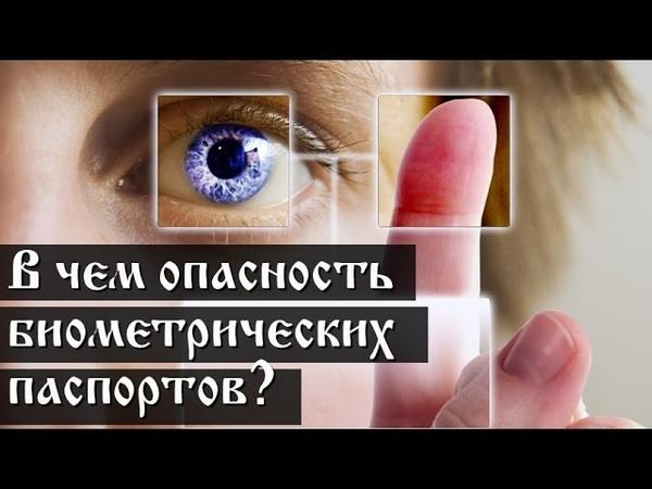 В чем опасность биометрических паспортов? ЭЛЕКТРОННЫЙ КОНЦЛАГЕРЬ: ОТ ПРИВАТИЗАЦИИ ДО ЧИПОВ. 3 часть