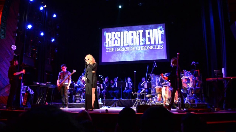 CAPCOM LIVE! Theme of Alexia (Resident Evil The Darkside Chronicle)