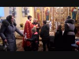 19.12.2018 в с.Стадня Золочвського р-н. в хр. св.Ольги вдбулося свято Миколая.