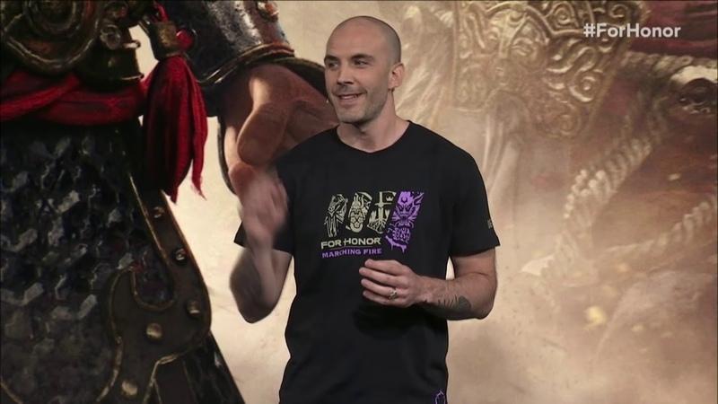 For Honor Marching Fire Full Reveal Ubisoft E3 2018
