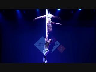 Vijay & Sofia Zlatko - In the Night [Original Mix] Aerial Silk Duo ( https://vk.com/vidchelny)