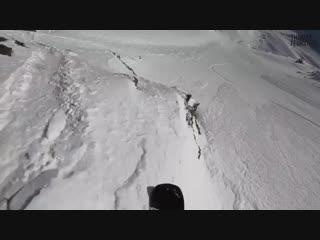 thomas.feursteinMy POV run at the @freerideworldtour in Andorra -) 🥈