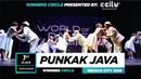 PUNKAK JAVA 1st Place Team Winners Circle World of Dance Mexico City 2019 WODMX19