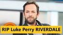 Умер звезда сериала «Беверли-Хиллз, 90210» Люк Перри LukePerry