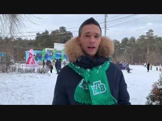 Сергей Малозёмов передаёт эстафету Вадиму Глускеру