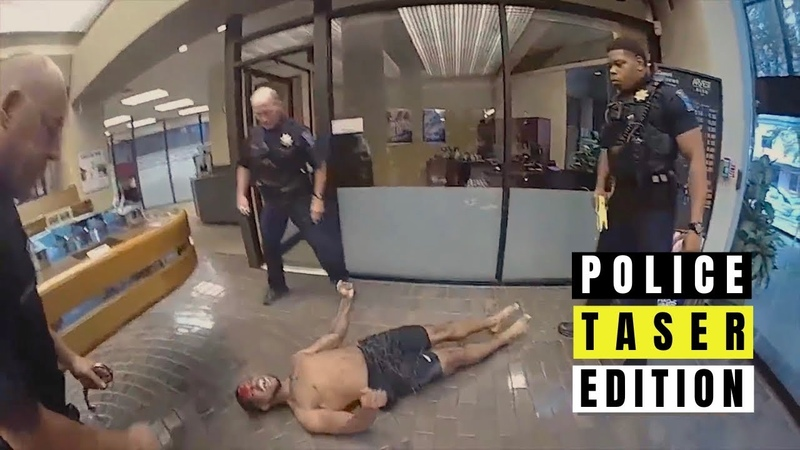 Police Taser 1 | Excessive